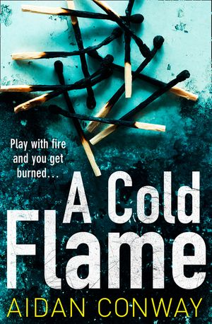 A Cold Flame (Detective Michael Rossi Crime Thriller Series, Book 2) book image