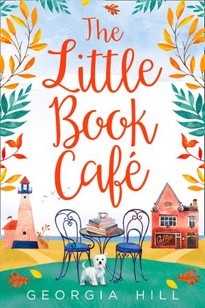 The Little Book Café book image