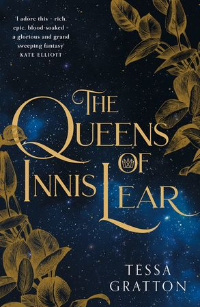 Cover image - The Queens Of Innis Lear