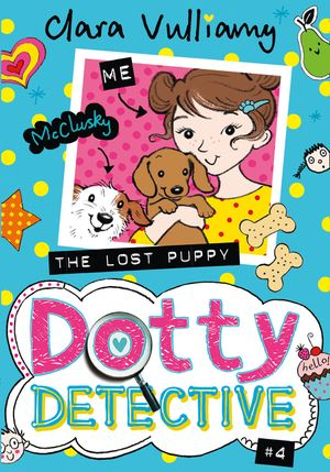 The Lost Puppy (Dotty Detective, Book 4) book image