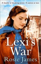 Lexi's War eBook DGO by Rosie James