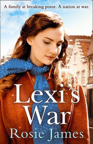 Lexi's War book image