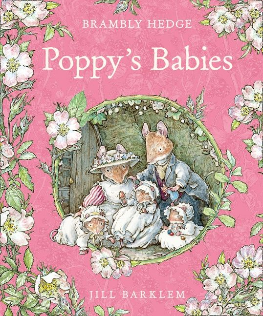 Poppy's Babies (Brambly Hedge) - Jill Barklem - Hardcover
