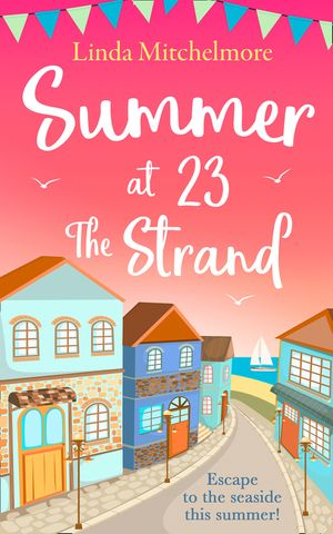 Summer at 23 the Strand book image