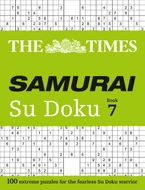 The Times Samurai Su Doku 7: 100 challenging puzzles from The Times Paperback  by The Times Mind Games