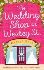 The Wedding Shop on Wexley Street eBook DGO by Rachel Dove