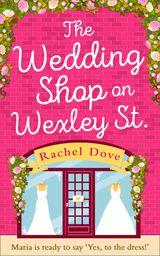 The Wedding Shop on Wexley Street