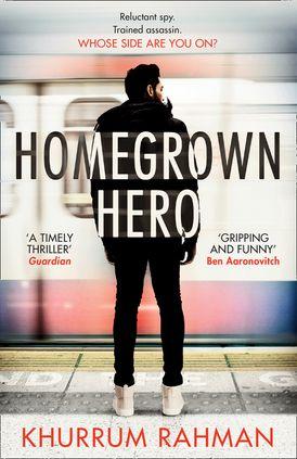 Homegrown Hero (Jay Qasim, Book 2)