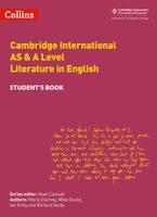 Collins Cambridge International AS & A Level – Cambridge International AS & A Level Literature in English Student's Book