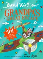 Grandpa's Great Escape: Limited Gift Edition of David Walliams' Bestselling Children's Book Hardcover  by David Walliams