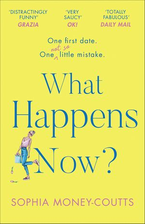 What Happens Now? book image