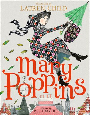 Mary Poppins: Illustrated Gift Edition book image