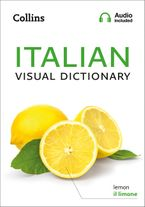 Collins Italian Visual Dictionary Paperback  by Collins Dictionaries