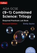 Collins GCSE Science 9-1 – AQA GCSE Combined Science (9-1) Required Practicals Lab Book Paperback  by Emily Quinn