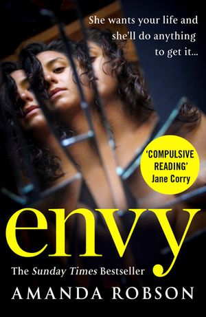 Envy: A twisty psychological thriller from the Sunday Times bestseller book image