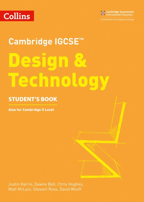 cambridge igcse design and technology student s book cambridge