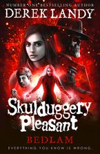 Untitled (Skulduggery Pleasant, Book 12)