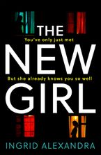 The New Girl Paperback  by Ingrid Alexandra