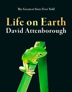 Life on Earth Hardcover  by David Attenborough