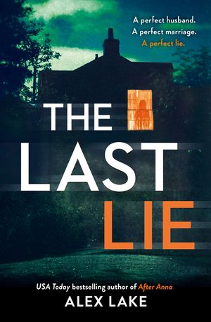The Last Lie book image