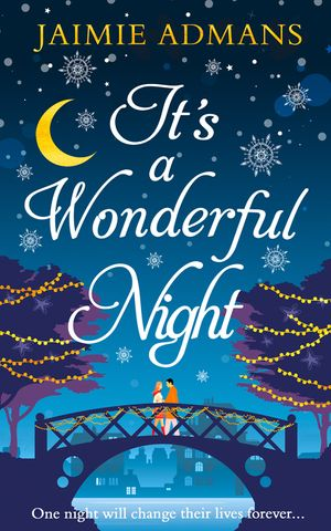 It's a Wonderful Night: A delightfully feel-good festive romance for 2018! book image