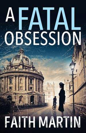A Fatal Obsession (Ryder and Loveday, Book 1) book image