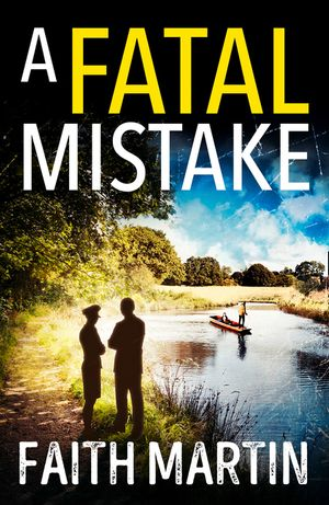 A Fatal Mistake (Ryder and Loveday, Book 2) book image
