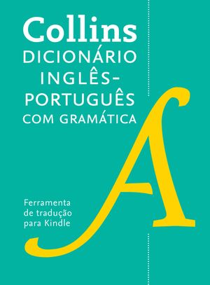 Dicionário Collins inglês – português (unidirecional) com gramática book image