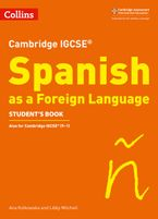 Cambridge IGCSE™ Spanish Student's Book (Collins Cambridge IGCSE™)