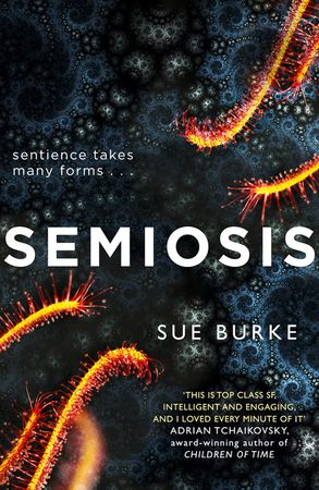 Cover image - Semiosis: A Novel Of First Contact
