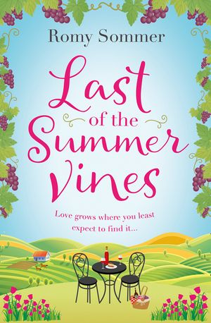 Last of the Summer Vines book image
