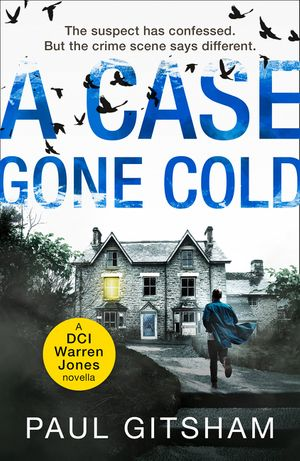 A Case Gone Cold (novella) (DCI Warren Jones) book image