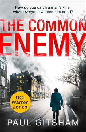 The Common Enemy (DCI Warren Jones, Book 4) book image