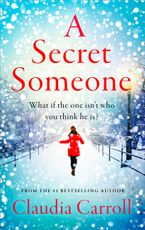 A Secret Someone Paperback  by Claudia Carroll