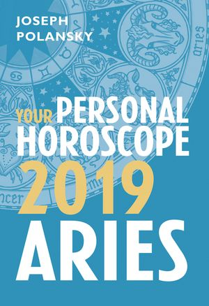 Aries 2019: Your Personal Horoscope book image
