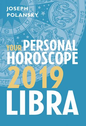 Libra 2019: Your Personal Horoscope book image