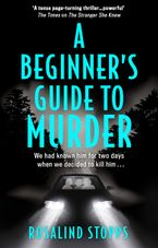 A Beginner's Guide to Murder