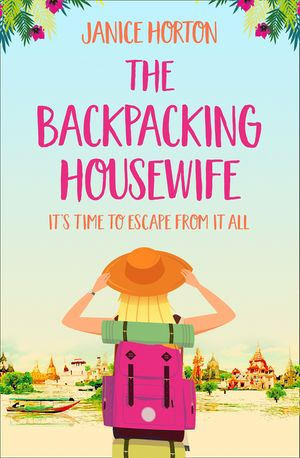 The Backpacking Housewife (The Backpacking Housewife, Book 1) book image