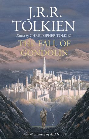 Cover image - Fall of Gondolin