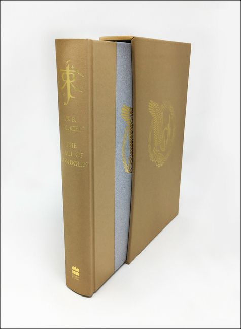 the fall of gondolin j r r tolkien hardcover