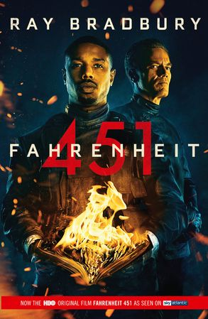 Cover image - Fahrenheit 451 [TV Tie-In Edition]