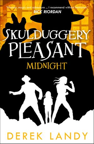 Midnight (Skulduggery Pleasant, Book 11) book image