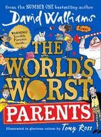 The World's Worst Parents Hardcover  by David Walliams