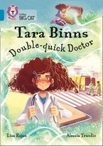 Tara Binns: Double-Quick Doctor: Band 13/Topaz (Collins Big Cat) Paperback  by Lisa Rajan