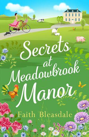 Secrets at Meadowbrook Manor (Meadowbrook Manor, Book 2) book image