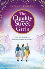 The Christmas Tin (Quality Street, Book 1) Hardcover  by Penny Thorpe