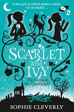The Curse in the Candlelight (Scarlet and Ivy, Book 5) book image