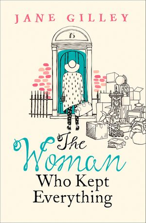 The Woman Who Kept Everything book image