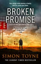 Broken Promise: A Solomon Creed Novella Paperback  by Simon Toyne