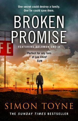 Broken Promise: A Solomon Creed Novella book image